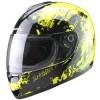 Шлем (интеграл) MI 136 Черно-желтый за 4 500 р.