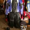 Раздельный кожаный комбинезон FRANK THOMAS размер 54/56 за 12 000 р.