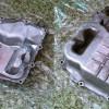 Поддон масляный Honda CBR600F4 1999 год за 3 000 р.