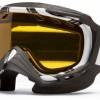 """Очки снегоходные """"Smith Snow Fuel v.2"""", двойные желтые линзы, ч/б корпус за 3 900 р."""