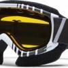 """Очки снегоходные """"Smith Snow Fuel v.1"""", двойные желтые линзы, белый корпус за 2 300 р."""