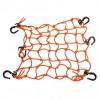 Сетка багажная (паук) для мотоцикла, оранж. за 490 р.