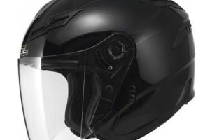 """Открытый шлем """"SOL SO-1 SOLID"""", черный за 5 990 р."""