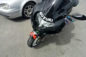Suzuki GSX-R 750 2003 за