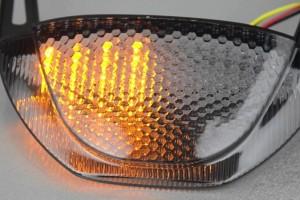 Интегрированный стоп-сигнал с указателями поворота Honda CBR600RR 2007-12 за 4 000 р.