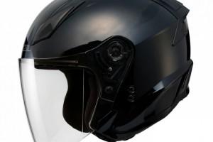 """Открытый шлем """"SOL SO-2 SOLID"""", черный за 4 990 р."""