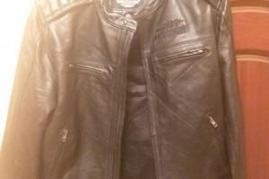Куртка кожаная Harley-Davidson за 20 000 р.
