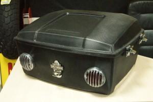 Кофр центральный Harley-Davidson с фурнитурой за 32 000 р.