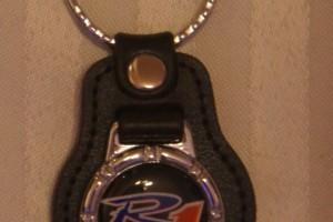 Кожаные брелки для ключей за 500 р.
