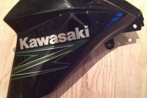 Наклейки на Kawasaki Z 800 2015 года за 2 000 р.