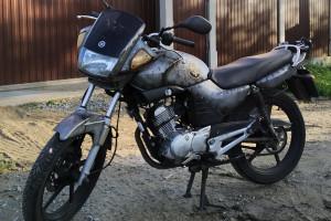 Yamaha YBR 125 2013 за 90 000