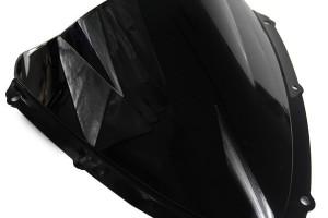 Новое тонированное ветровое стекло для Suzuki GSX-R600/750 '08-10, черное за 1 800 р.