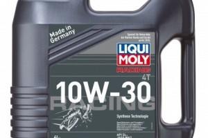 Масло моторное LIQUI MOLY 10W-30 4л