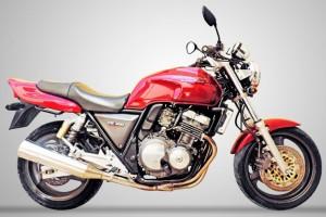 Honda CB 400 SF 1996 за