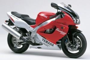Yamaha YZF 1000 R Thunderace 2001 за
