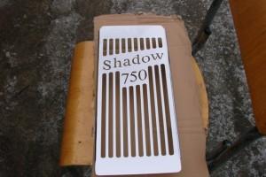 Решетка радиатора! HONDA   750 C2 SHADOW за 3 000 р.