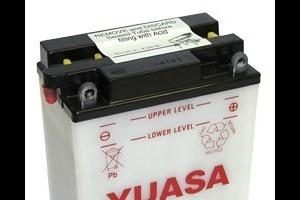 АКБ (аккумулятор на мотоцикл) Yuasa YB12AL-A2 за 3 200 р.