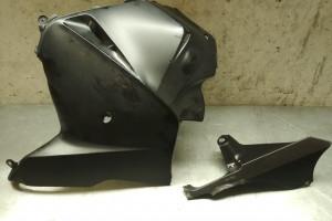 Honda CBR 600 RR 2007- 2012 левая нижняя часть пластика за 1 000 р.