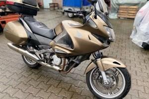 Коричневый Honda NT 700 Deauville 2007
