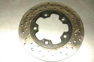 Suzuki gsxr600 k1-k3 задний тормозной диск за 1 000 р.