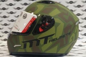 Шлем - MT Mugello Leopard за 6 999 р.