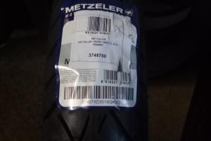 METZELER 100/90-19M/CNL 57H ME888F за 10 110 р.