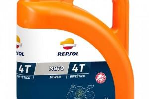 REPSOL MOTO SINTETICO 4T 10W-40