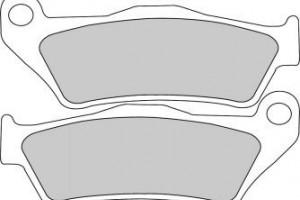 Тормозные колодки для мотоцикла FDB2018 Platinum за 1 180 р.