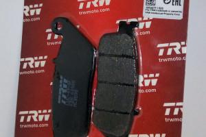 Тормозные колодки TRW MCB598 за 1 160 р.