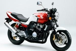 Черный Honda CB 400 SF Hyper Vtec 2003