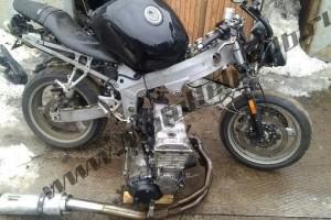 Triumph TT 600 2001 за
