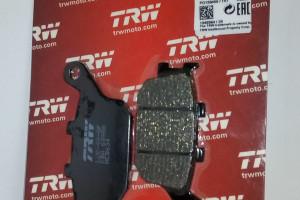 Тормозные колодки TRW MCB634 за 1 160 р.