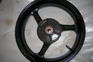 Задний диск CBR 1000rr 04-07г за 6 000 р.