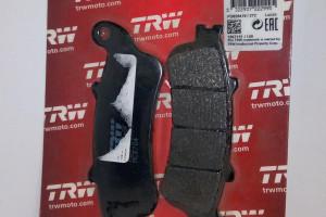 Тормозные колодки TRW MCB704 за 1 700 р.