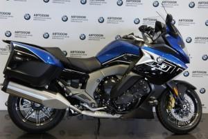 Синий BMW K 1600 GT 2018