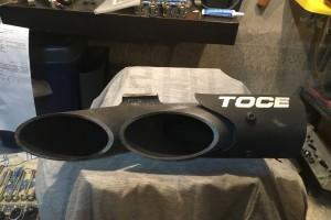 Выхлоп Toce Yamaha R-6 за 5 000 р.