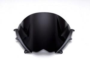 Ветровое тонированное стекло для Suzuki GSX-R1000 (07-08), черное за 1 800 р.