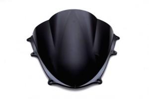 Ветровое тонированное стекло для Suzuki GSX-R1000 (09-14), черное за 1 800 р.
