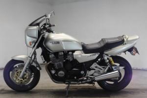 Серый Yamaha XJR 1200 1994