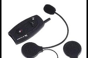 Мото Bluetooth гарнитура, комплект на 1 шлем за 4 300 р.