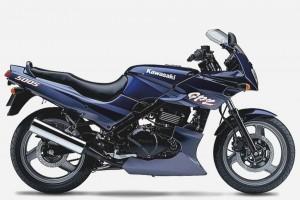 Kawasaki GPZ 500 1996 за
