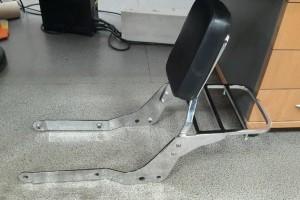 Спинка пассажира, сисибар Honda shadow vt750 2004