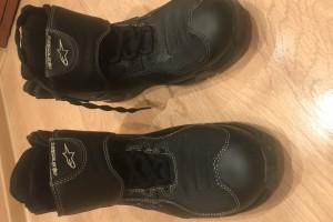 Ботинки alpinestars за 5 500 р.