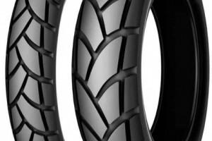 Michelin 110/80 R 19 M/C 59V ANAKEE 2 F TL/TT за 7 110 р.