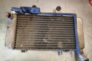 Радиатор правый Honda VFR800 98-01 19060-MBG-000 за 2 000 р.