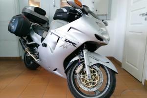 Honda CBR 1100 XX Super BlackBird 2001 за 320 000