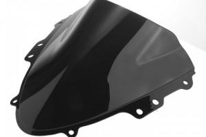 Ветровое тонированное стекло для Suzuki GSX-R600/750 (04-05), черное за 1 800 р.