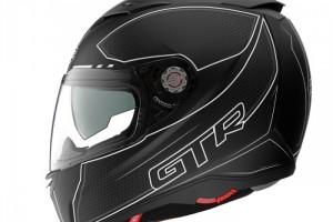 """Мотошлем """"CMS GTR TEKNIC Ice White"""", черный матовый за 13 990 р."""