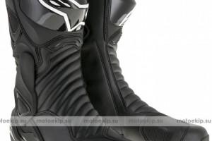 Ботинки Alpinestars SMX-6 V2 - Черные за 13 950 р.