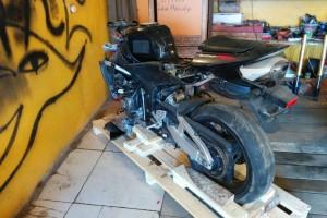 Honda CBR 600 RR 2005 за